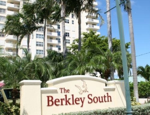 Berkley South Fort Lauderdale Beach condos real estate market update