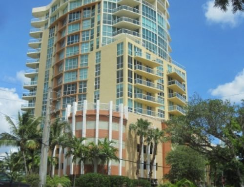 Fort Lauderdale Downtown Las Olas Luxury Condo $525,000.00