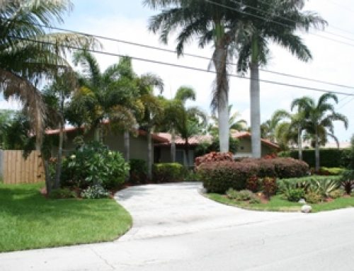 Waterfront Oakland Park home for sale listed at $625,900.00