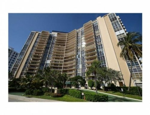 Vantage View Fort Lauderdale Beach condo for sale $299,000