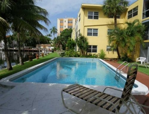 Fort Lauderdale Las Olas 2 Bedroom 2 Bathroom $159,900
