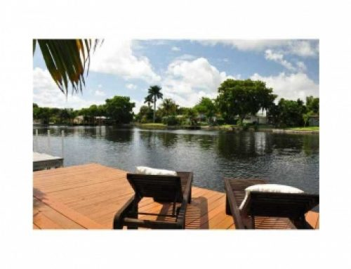 Wilton Manors 2 Bedroom 2 Bathroom Townhouse Rental $2,600