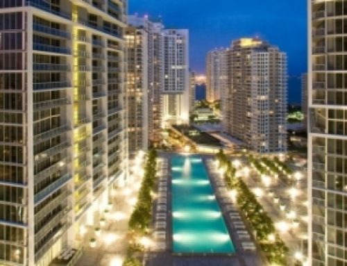 Icon Brickell Downtown Miami 2 Bedroom 2 Bathroom $650,000