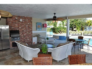 Waterfront homes Wilton Manors