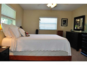 bedroom of home for sale