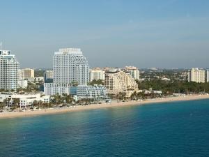 Conrad Luxury condos Fort Lauderdale