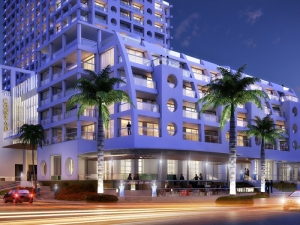 Conrad Ft Lauderdale Beach luxury condos