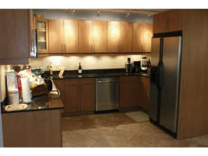 Kitchen Wilton Manors House for Rent