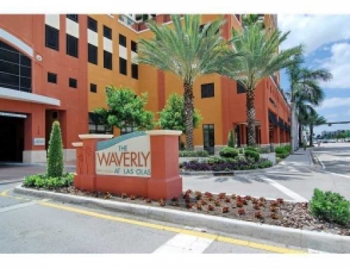 Waverly Downtown Fort Lauderdale rental $2,900.00