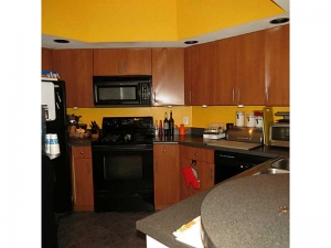 Kitchen in Fort Lauderdale rental