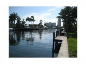 Waterfront homes Fort Lauderdale