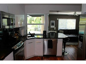 Kitchen Oakland Park home for sale