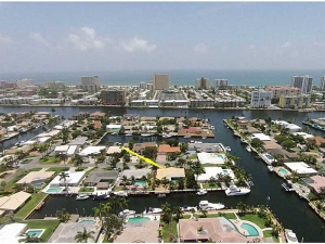 Waterfront homes for sale Fort Lauderdale area