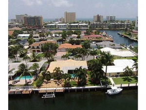 Luxury real estate in South Florida