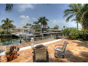 Fort Lauderdale intercostal home for sale