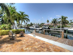 Ocean access luxury homes for sale Fort Lauderdale