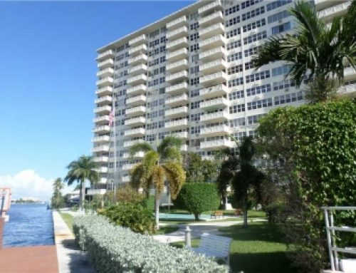 SOLD in Coral Ridge Towers for $285,000.00
