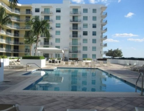 Modern Downtown Hollywood Station condo for sale $211,900.00