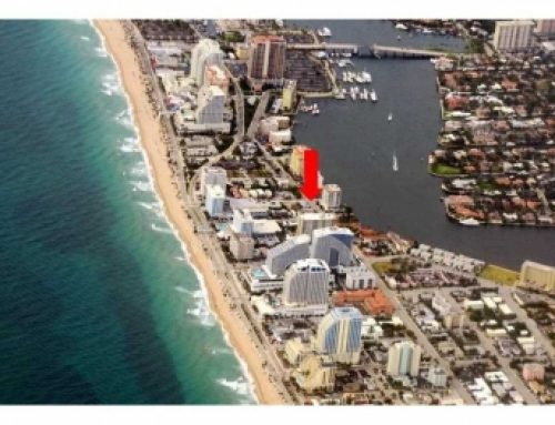 Birch Crest on Fort Lauderdale Beach condo for sale $345,000.00