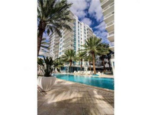 Sapphire Fort Lauderdale beach luxury real estate $875,000.00