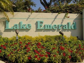 Lake Emerald condos for sale