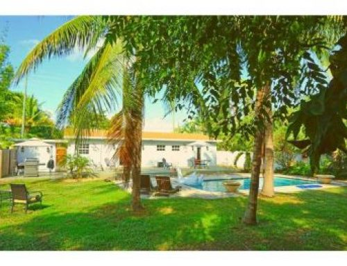 Wilton Manors 3/2 pool home reduced to $449,000.00