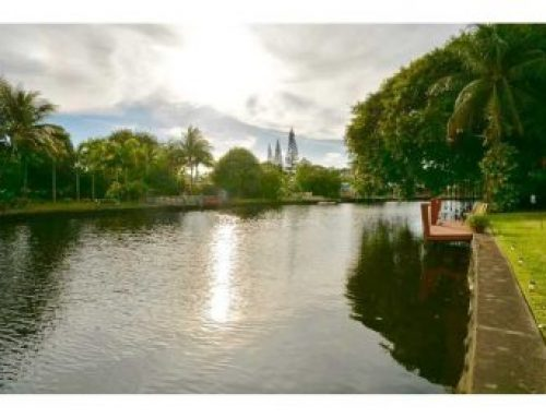 Stunning Wilton Manors waterfront home for sale $519,900.00
