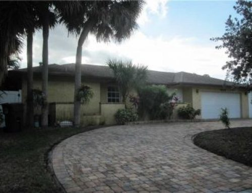 Just Sold: Royal Palm Acres Oakland Park home for sale $350,000