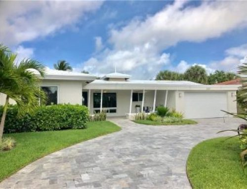 Wilton Manors waterfront ocean access home for sale $729,000.00