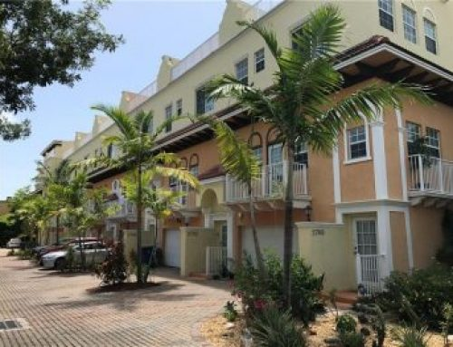 Central Wilton Manors townhouse for sale $444,900.00