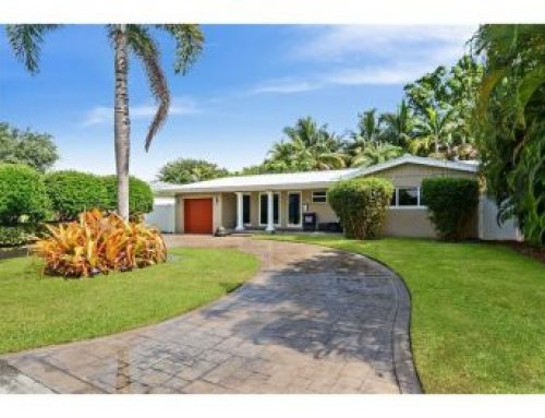 Stunning Wilton Manors home for sale $695,000.00
