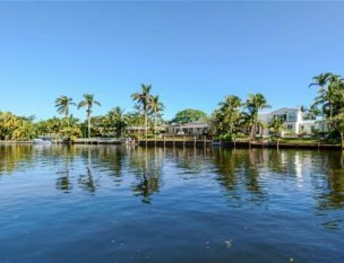 Bal Harbour waterfront Fort Lauderdale home for sale $1,199,000.00