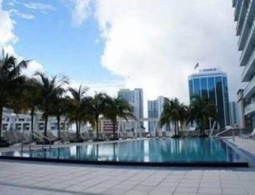 Sold: Axis Downtown Miami luxury condo $380,000.00