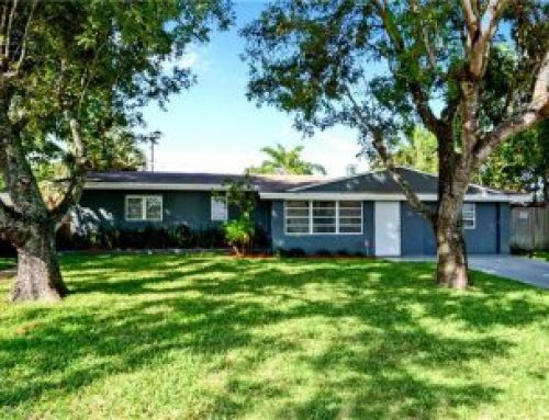 New Wilton Manors listed home for sale $545,000.00