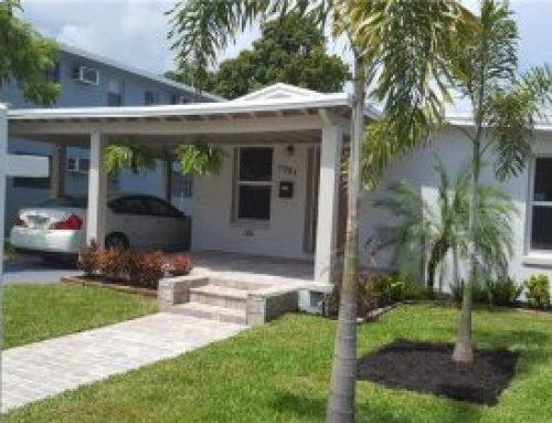 Upcoming Fort Lauderdale Park turn key remodel $379,900