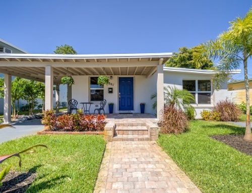 Completely remodeled Fort Lauderdale home for sale $385,000