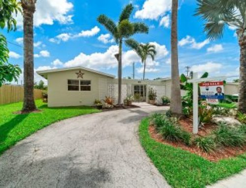 Beautiful Royal Palm Acres Oakland Park home for sale $399,000