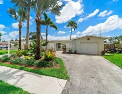 JUST SOLD: Royal Palm Isles home for sale $362,500.00