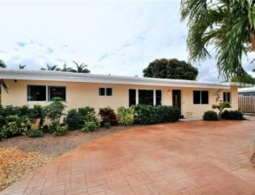Oakland Park Coral Heights home for sale $429,000.00