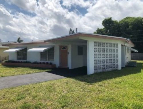 Reduced and priced to sell in Oakland Park