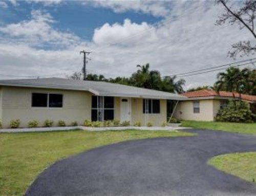 Oakland Park Garden Acres home for sale $369,000.00