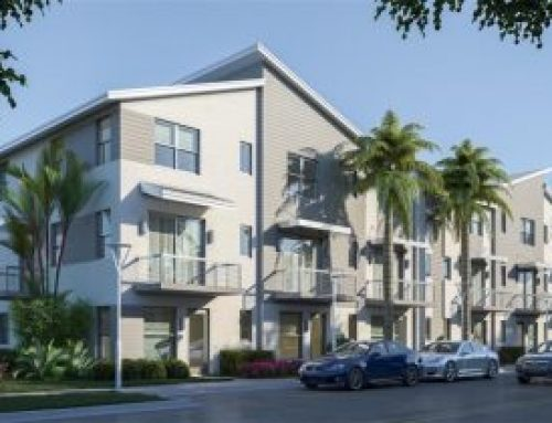 Village @ Wilton Manors New Construction Townhouses starting at $574,900.00