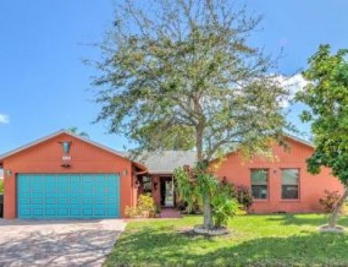 Oakland Park Lake Front home for sale $399,900.00