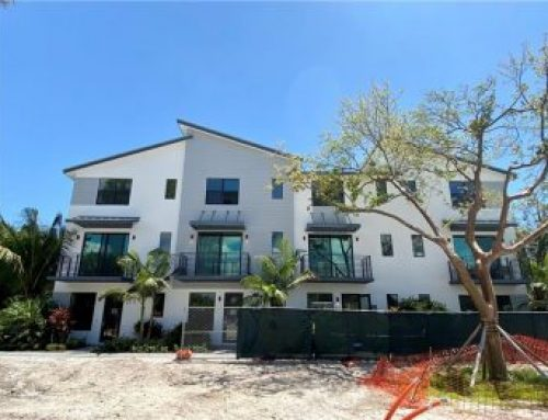 Villages at Wilton Manors New Construction Townhouses for sale $673,236.00