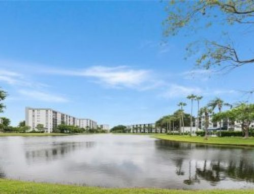 Pompano Beach Cypress Bend condo for sale $174,000