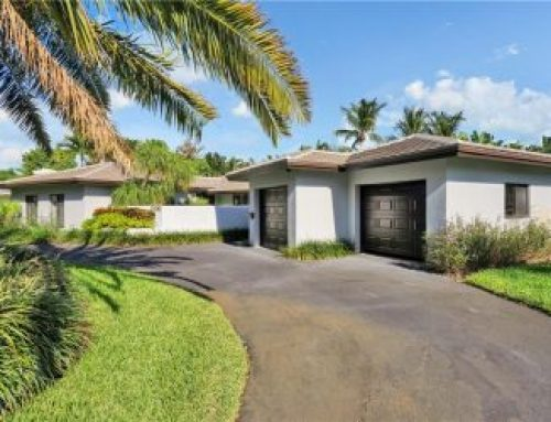 Beautiful East Fort Lauderdale home for sale $899,000.00