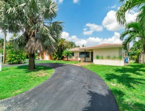 New Royal Palm Acres 3 bedroom 2 bathroom Listing for $450,000.00