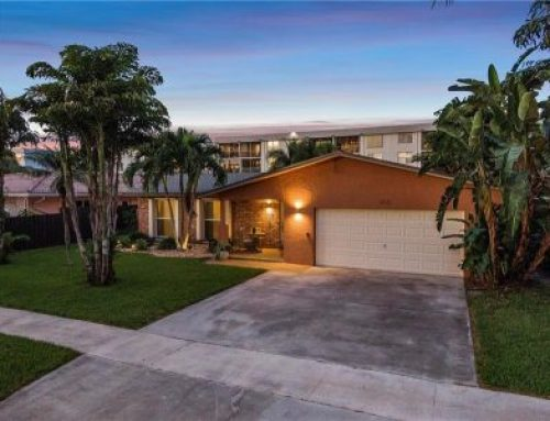 Stunning New Oakland Park home for sale $520,000.00